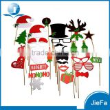 Wholesale Custom Design XMAS Photo Booth Props