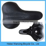 2016 classic NEW model BIKE/BICYCLE SADDLE ,surface is soft bicycle saddle/spring leather bicycle saddle