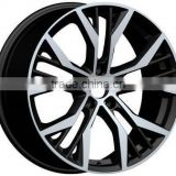 via jwl alloy wheel 15 16 17 18 inch wheels for VW GOLF GTI 2014 wheel rim
