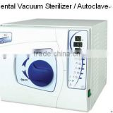 CE Approved class B for Medical Dental Vacuum Autoclave sterilizer Ophthalmology machine 23L AJ-115