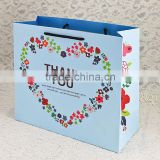 Thanksgiving Chocolate Packaging Body Bag Paper Gift Packaging With Thanks You Printing                                                                         Quality Choice