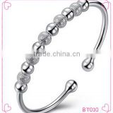 Contact Supplier Chat Now! 925 Sterling Silver Wholesale Jewlery Bead Bracelet Silver Jewelry
