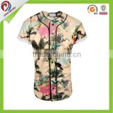plain baseball jersey shirts cheap sublimation custom girls softball uniforms design wholesale