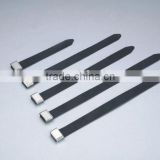 PVC/Plastic coated stainless steel Cable Tie (304,316 stainless steel)
