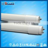 3 years warranty CE full plastic housing 4ft t8 led tube light with extrusion plastic housing and aluminium profile