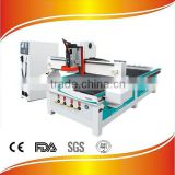 Remax Wood CNC Router 1224 Automatic Tool Change HSD Air Cooling Spindle