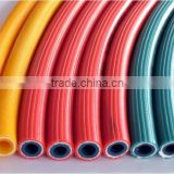rubber oxygen hose and gasoline hose for welding cutting torch