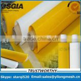 Low Elongation polyester silk mesh monofilament / bolting cloth for printing