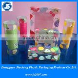 Custom plastic clamshell blister packaging for cylinder tubes/square/rectangle                                                                         Quality Choice