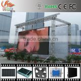 RGX Indoor outdoor popular design P4, P5, P6, P8 rental hang led cabinet, die-casting aluminum rental led billboard