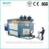 W24S hydraulic portable pipe bender,angle bar bending machine