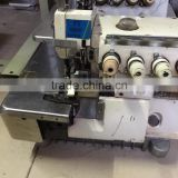 Good condition Chinese 737/747/757 chinese mixed brand Used Second Hand overlock sewing machine