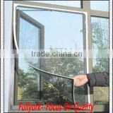 magic window mesh anti Insect Fly Bug Mosquito Door Window Netting Mesh Screen Sticky Velcro Tape