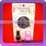 2013 stamping nail art set nail printer nail scrapper sets