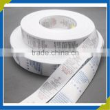 Garment care label,clothing wash label,garment labels print tag                                                                                                         Supplier's Choice