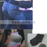 2014 hot sale Brazilian secret polyester spandex lace seamless corset slimming Hip Buttom Push Up hip lift panties