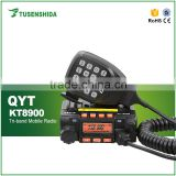 Tri-band Mobile Radio 25W QYT Vehicle Mounted KT-8900 25W Transceiver