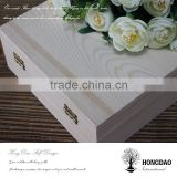 HONGDAO fancy packing box,fancy wooden packing box,fancy wooden packing box for essential oil