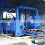 1 QG series high quality Shot Blast Cleaning Equipment Machinery for steel pipe and steel tube