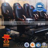 Game machine Original factory supply 4 seats 5d cinema and home theater room seating                                                                         Quality Choice