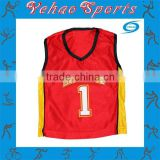 Toddler quick dry basketball jersey with sublimation