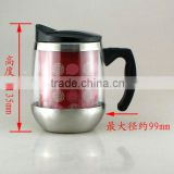 Stainless steel auto mug/travel auto mug