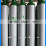 argon gas storage cylinders