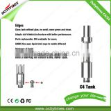 Ocitytimes C4 .5ml cbd oil cartridge 510 glass vape cartridge refillable oil cartridges vape