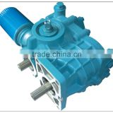 Harvester /Rotary cultivator parts Hydraulic power system parts Farm Hydraulic JD-HPVMF-37-L-02 hydraulic stastic transmission