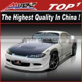 Body kits for NISSAN-99-03-S15-Style K