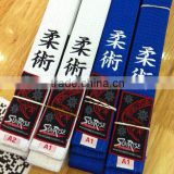 Jiu jitsu belts bjj rank belts custom rank belts