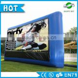 Hot sale!!!inflatable screen on show,advertising inflatable screen,billboards inflatable screen