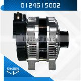 micro alternator 0124615002 12V 150A,generator,fiat tractor,generators prices,peugeot parts,6 pulley