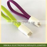 Brand New V8 micro usb 2.0 data cable 5pin Magnetic charging cable for Samsung mobile phones