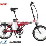 20'' alloy mini folding electric bike/bycicles with best quality TDN04Z                                                                         Quality Choice