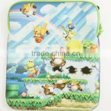Wholesale Waterproof and Cheap Neoprene Laptop Sleeve polyester trolley laptop case