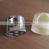 OEM customer design accepted plastic lids for cosmetics jars