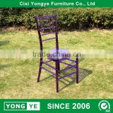 hotel banquet chair chiavari bamboo chair