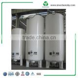 China Supplier High Quality and Good Price of Cryogenic Tank with Valves Vertical Cryogenic LNG Tank