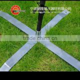 2.8m 3.5m 4.5m Outdoor Advertising teardrop banner flag stand with water bag