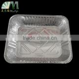 A04 alloy 8011 3003 microwave oven available disposable aluminium foil baking trays