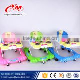 8 wheels plastic with music baby walker / Hot sale baby walker / 2015 new model baby walkers