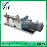 stainless steel qgd deep water well screw pump manufacturers helical rotary pump three screw pumpthree screw oil pump