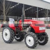 Cheap 25HP FOTON LOVOL 4WD narrow track farm tractor TE254 for sale