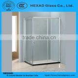 High Quality RECTANGLE SLIDING GLASS DOOR SHOWER ROOM// PERSONAL CUSTOMIZE//HEXAD GLASS &HEXAD INDUSTRIES
