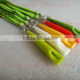 Plastic Horse/Dog Training Whistle with Lanyard, colorfull special frequency for training animal