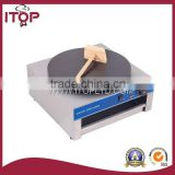commercial rotating stick electric / gas crepe maker and hot plate