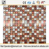 mosaic frost glass mix marble for wall