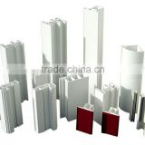 Favorites Compare Extrusion PVC plastic color PVC profile for windows and doors customized pvc profile