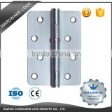 Stainless steel butt hinge adjustable locking hinge glass door hinge